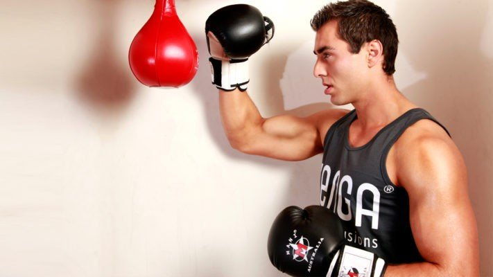 Male Model Boxer
