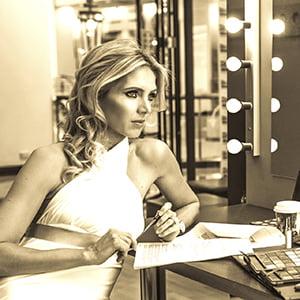 Glamour Boudoir photography